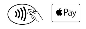 NFC and Apple Pay Logo